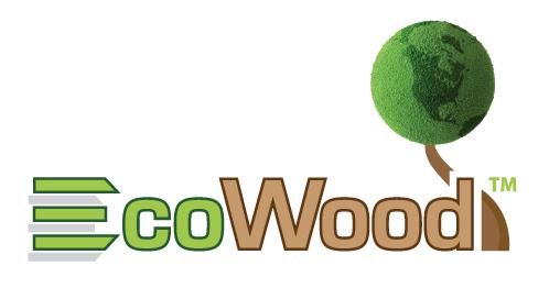 EcoWood Logo