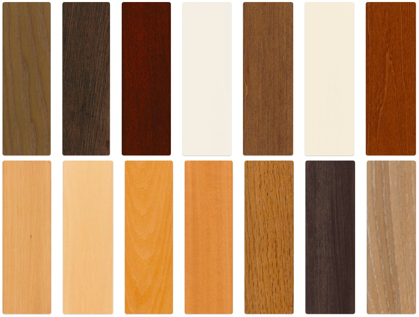 Endless Color Options - 2 inch Slats