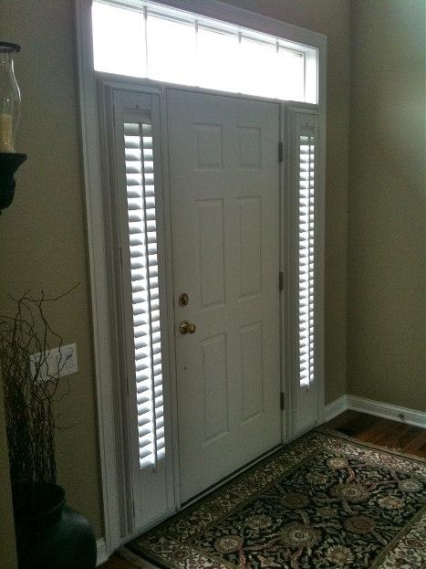 Gentil Side Light Window Shutters