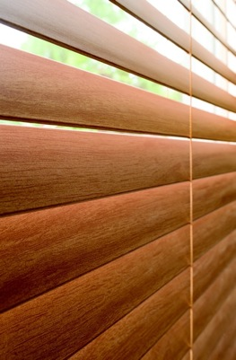2 inch Lush-Oak Wood Blinds