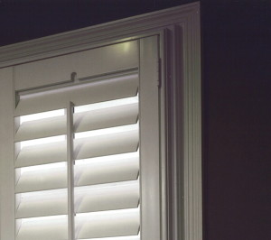 Shutters with Outside Trim