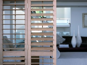 Plantation Shutters - Out Looking In