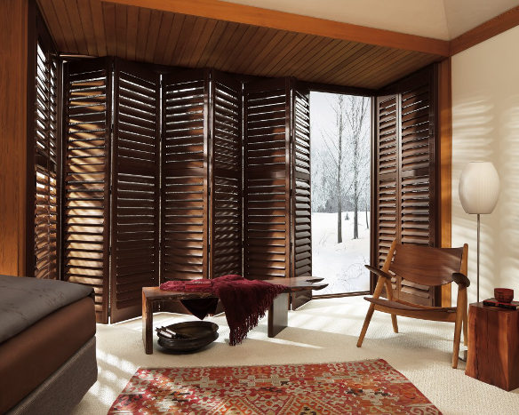 bifold window shutters