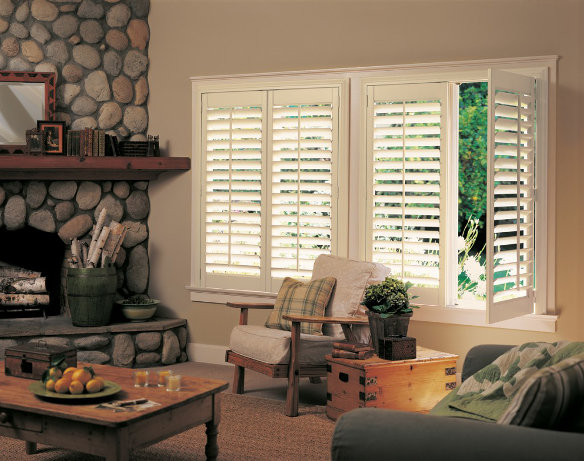 newstyle plantation shutters