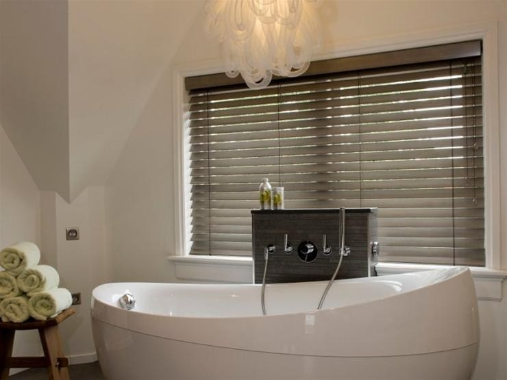 Wood Blinds - Tub